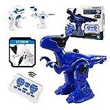 JYING Robots para niños Robot Inteligente Juguetes Grabación Robot parlante Juguetes para niños Mini Robot de Control de Gestos Juguetes para niños de 3 4 5 6 7 8 9 10 años Regalo para niñas