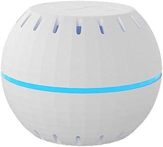 Shelly H & T temperatuur- en vochtigheidsstatus, configuratie met app Shelly, wit