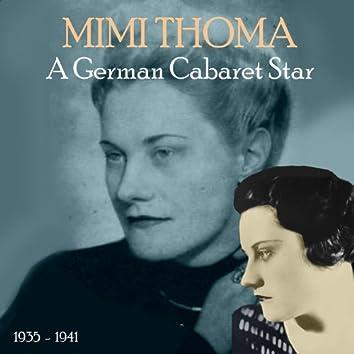 A German Cabaret Star [1935 - 1941]