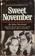 Sweet November (Novelization of the 1968 film)