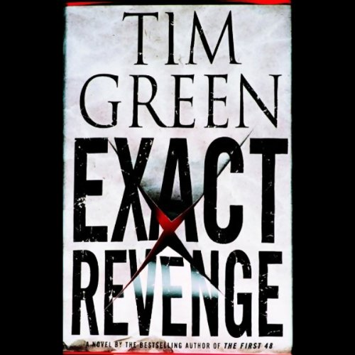 Exact Revenge audiobook cover art