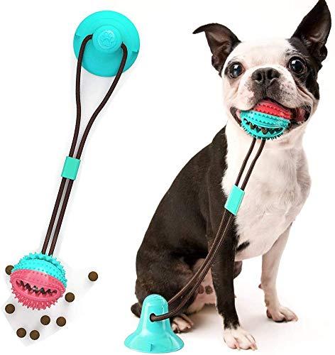 AZUOYI Hund Saugnapf, Hundespielzeug Saugnapf Zahnreinigungsgeräte Für Hunde Und Katzen Hundespielzeug Mit Saugnapf Hundespielzeug Mit Saugnapf Hundespielzeug Saugnapf Ziehen, Kauen, Spielen
