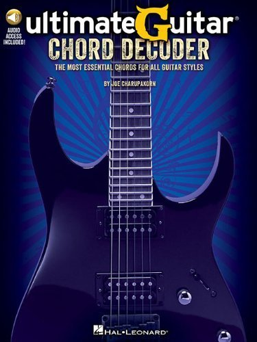 Ultimate-Guitar Chord Decoder: The Most Essential Chords for All Guitar Styles by Joe Charupakorn (2014-05-01)