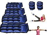 Pack de 2 pesas desde 1,5 KG hasta 4 KG entre las dos pesas para los tobillos y...