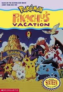 Pokemon Movie #01: Pikachu's Vacation (jr. Novel)