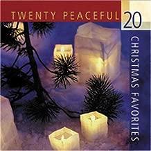 20 Peaceful Christmas Favorites (Christmas Music CDs)