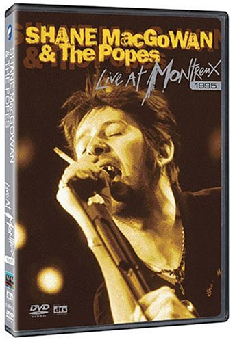 Shane MacGowan & The Popes - Live at Montreux 1995
