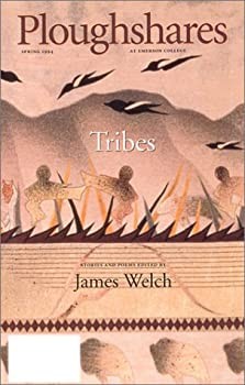 Paperback Ploughshares Spring 1994: Tribes Book