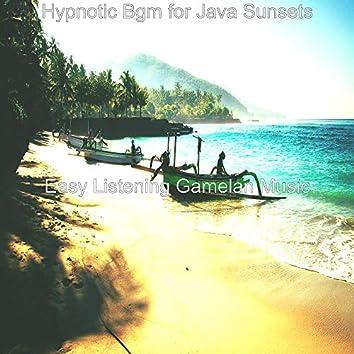 Hypnotic Bgm for Java Sunsets