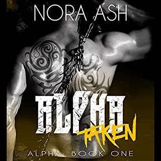 Alpha: Taken audiobook cover art