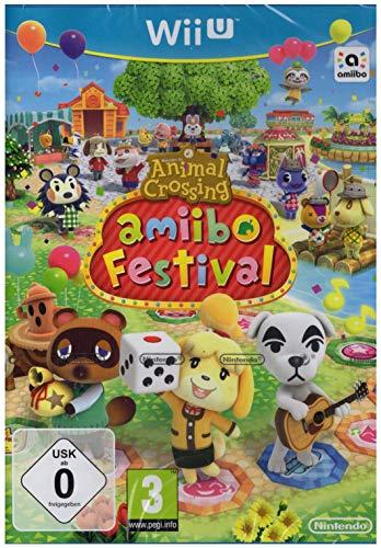 Animal Crossing Amiibo Festival - Solus (Nintendo Wii U) (New)