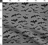 Fledermäuse, Halloween, Gespenstisch Stoffe - Individuell