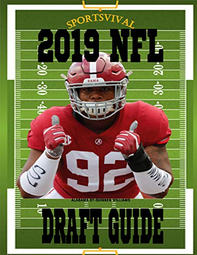 2019 NFL Draft Guide: Sportsvival 2019 Draft Guide