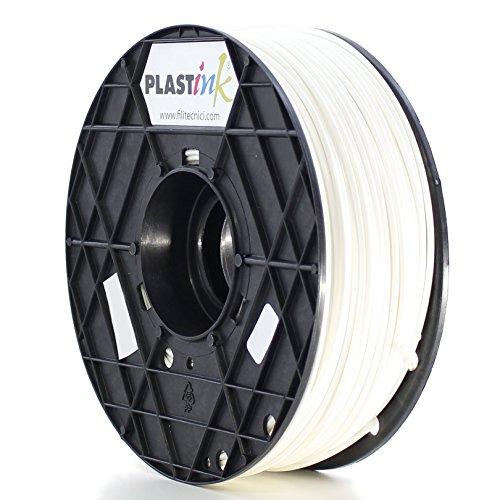 Plastink RBR300WH1 Gomma, Diametro 3 mm, Bianco