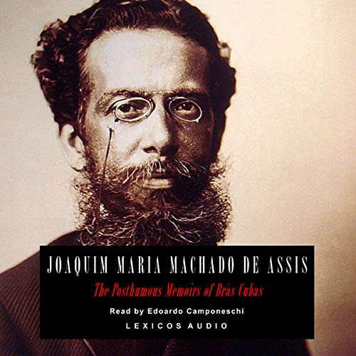 The Posthumous Memoirs of Brás Cubas cover art