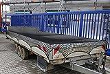 Abdecknetz 2,5m x 4m Transportnetz für Anhänger...