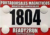 READY2RUN Portadorsales magnéticos Blancos