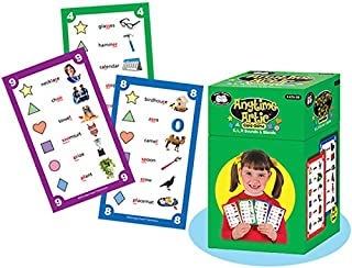 Super Duper Publications Anytime Artic (S, L, R Sounds & Blends) Flash Card Game Educational Learning Resource for Children