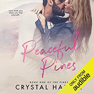 Peaceful Pines                   By:                                                                                                                                 Crystal Harper                               Narrated by:                                                                                                                                 Maxine Mitchell,                                                                                        Greg Tremblay                      Length: 5 hrs and 51 mins     262 ratings     Overall 4.2