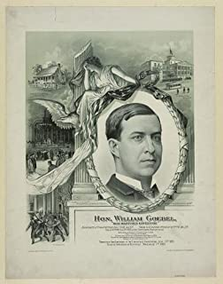 Photo Reprint Hon. William Goebel, our martyred governor