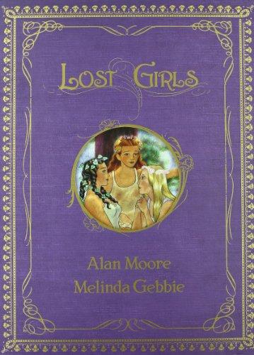 LOST GIRLS 1 (CÓMIC USA)
