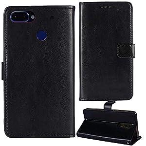 Lankashi Stand Premium Retro Business Flip Leather Case Protector Bumper For ROKiT IO Pro 3D 5.99