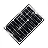 Aleko SP25W12V-APE 25W 25-Watt Polycrystalline Solar Panel 12 Volt