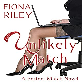 Unlikely Match                   By:                                                                                                                                 Fiona Riley                               Narrated by:                                                                                                                                 Melissa Sternenberg                      Length: 8 hrs and 48 mins     6 ratings     Overall 4.3