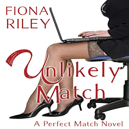 Unlikely Match audiobook cover art