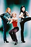 Erthstore 11x17 inch Wall Poster of Charlie's Angels Lucy Liu Cameron Diaz Drew Barrymore Karate Movie Poster