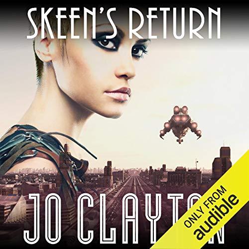 Skeen's Return Audiobook By Jo Clayton cover art