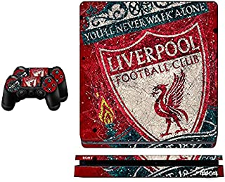 PS4 Slim Liverpool FC Skin For PlayStation 4