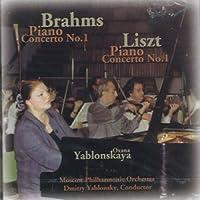 Brahms/Liszt: Piano Concertos