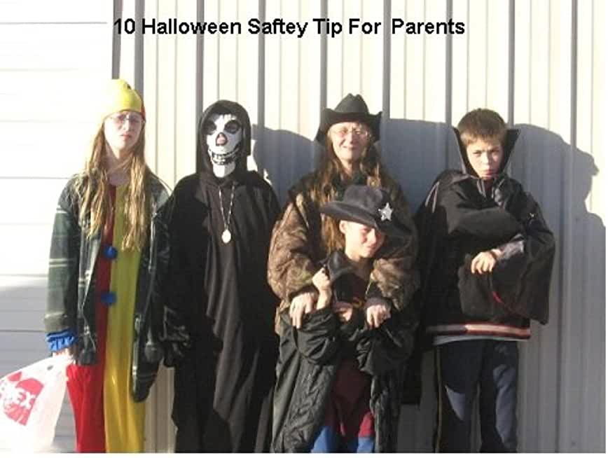 10 Halloween Safety Tips For Parents (English Edition)