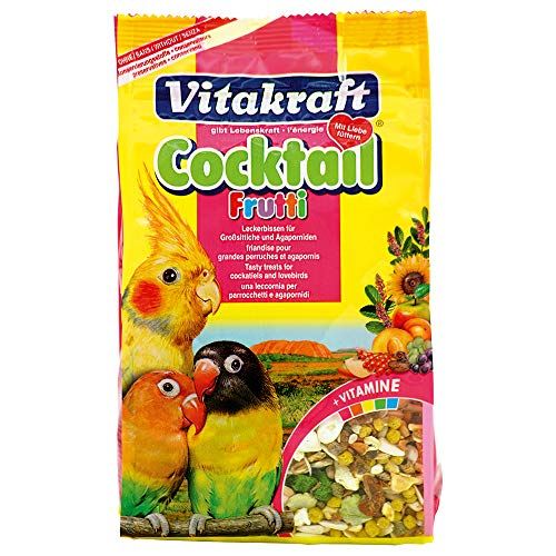 Vitakraft Cockatiel Frutti Cocktail 250g