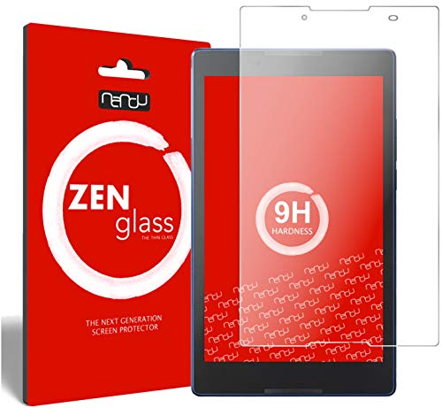 nandu I ZenGlass Flexible Glass Film compatible with Lenovo Tab 3 8 TB3-850 I Screen Protector 9H