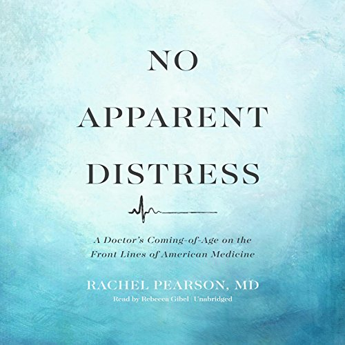 No Apparent Distress audiobook cover art