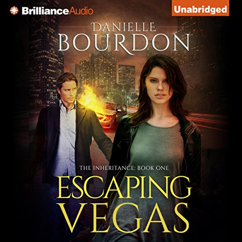 Escaping Vegas audiobook cover art