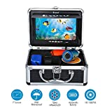 Eyoyo Brand HD 1000TVL Camera 15M Fish Finder Ice/Sea/River Fishing w/ 7' HD Monitor Infrared Light
