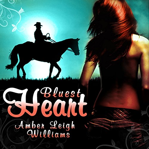 Bluest Heart audiobook cover art