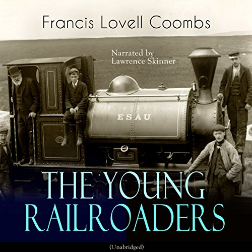 The Young Railroaders audiobook cover art