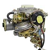 PARTS-DIYER Car Carburetor Replacement for Nissan 720 Pickup 2.4L Z24 Engine 1983-1986 Pathfinder and 1994-2004 Pickup 16010-21G61