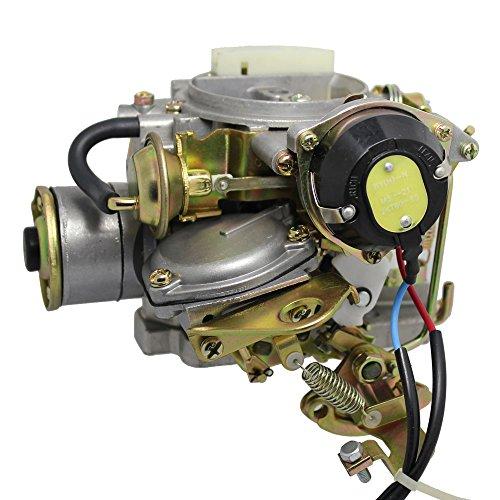 PARTS-DIYER Car Carburetor Fit for Nissan 720 Pickup 2.4L Z24 Engine 1983-1986 Pathfinder and 1994-2004 Pickup 16010-21G61