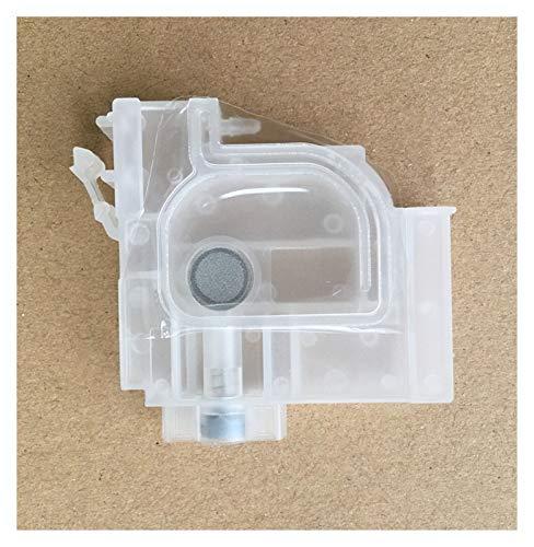 Liupin Store 10 piezas de tinta Amortiguador en forma for Epson L800 L801 L810 L850 L101 L1800 L201 L100 L200 L210 Impresora de inyección de tinta Volquete Filtrar Fácil de instalar y conveniente.