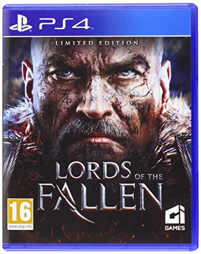 Lords of the Fallen: Limited Edition [AT-PEGI]
