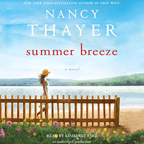 Summer Breeze audiobook cover art