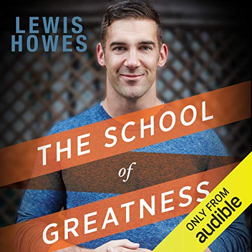 Page de couverture de The School of Greatness