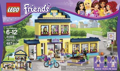 LEGO Friends Heartlake High Niño/niña 487pieza(s) Juego de ...