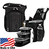 IsoCube 3 Meal BlackOut by Isolator Fitness