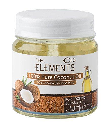 Aceite de Coco Puro 12x250ml The Elements